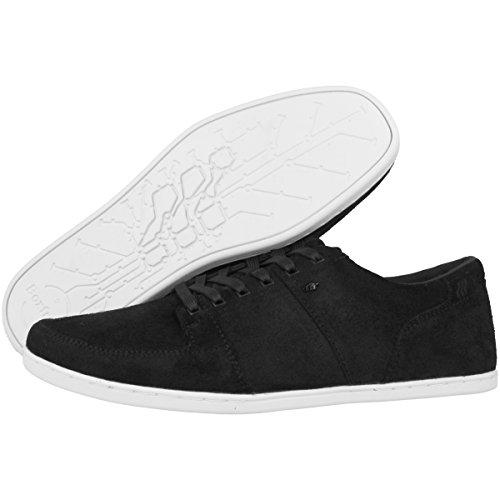 Boxfresh Herren Spencer Sh Wxd Sde Blk Sneaker black (E15016)