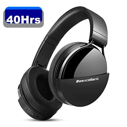 Beexcellent Q7 Auriculares Bluetooth de Diadema