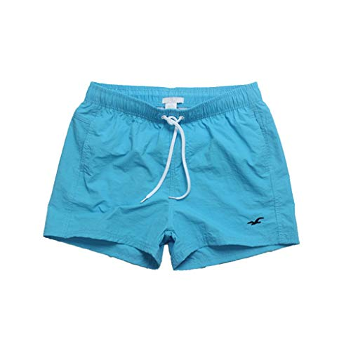 3ff6739176 LOPILY Men's Wetsuit Swimsuit Swim Shorts Swimwear Swimming Trunks  Underwear Running Boxer Briefs Pants Sky Blue