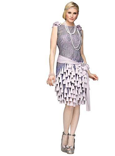 Und Kostüm Gatsby Daisy - 20er Jahre Kostüm für Damen - Der große Gatsby Daisy - S