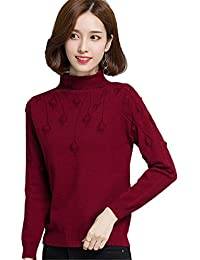 ea98e38456 Amazon.it: maglia a collo alto - JOTHIN: Abbigliamento