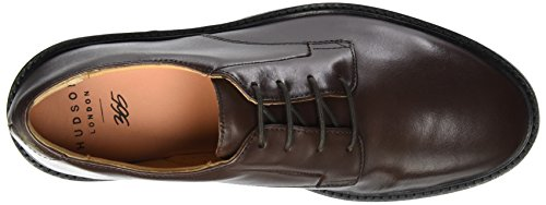 Hudson London Herren Ives Oxfords Braun (Brown)