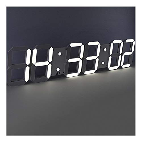 Digitale LED Wanduhr 3D, 26
