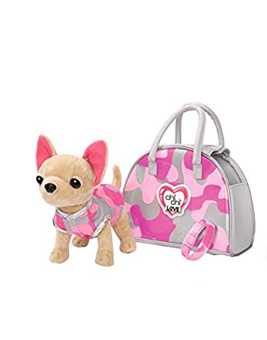 Simba Toys 105890597 - Chi Chi Love Camo Fashion, Plüsch (Simba Chi Chi)