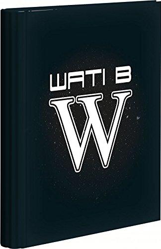 Exacompta-Wati-B-Classeur--anneaux-dos-arrondi-32-x-27-cm-Visuel-Alatoire