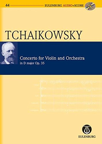 Concerto for Violin and Orchestra in D Major / D-Dur: Op. 35: Op. 35 for Violin and Orchestra (1786) (Eulenburg Audio+Score Series)