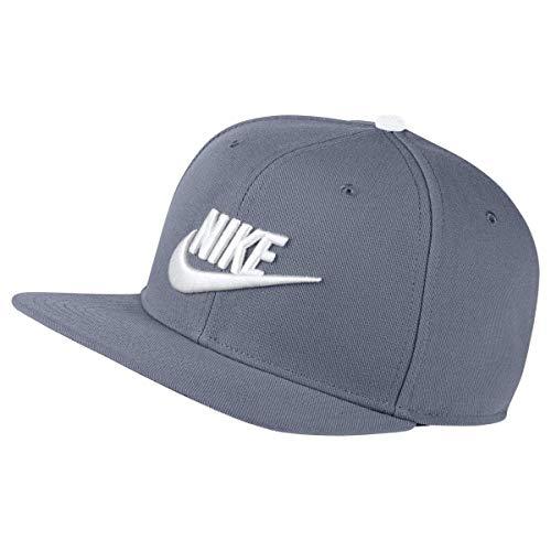 Nike Herren Futura Pro Kappe, Armory Blue/White, One Size Nike Classic Cap