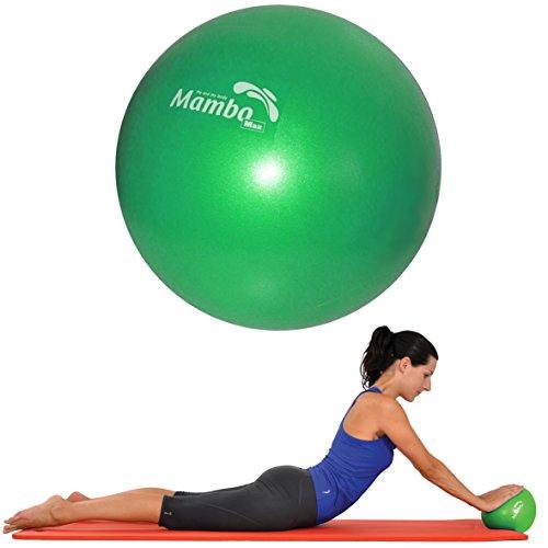 MSD-Europe Soft Over Ball Ballon 18 cm avec 2 Bouchones - pilates gymnastique yoga