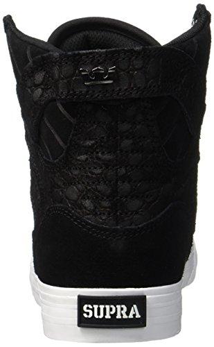 Sneaker Cayman Schwarz Herren Supra Skytop Black EZq7ywaU