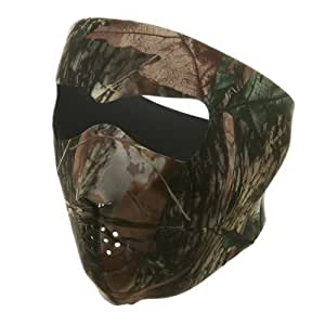 """GOODSPORTS® Cagoule Masque Protection Neoprene """"Extreme Camouflage"""" - Taille unique réglable - Airsoft - Paintball - Outdoor - Ski - Snow - Surf - Moto - Biker - Quad"""