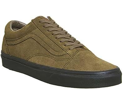 Vans Old Skool Core Classics Brown 8 D(M) US  Buy Online at Low ... 3d291b55dd37