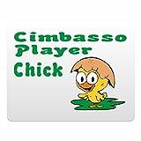 Eddany Cimbasso Player chick Plastic Acrylic