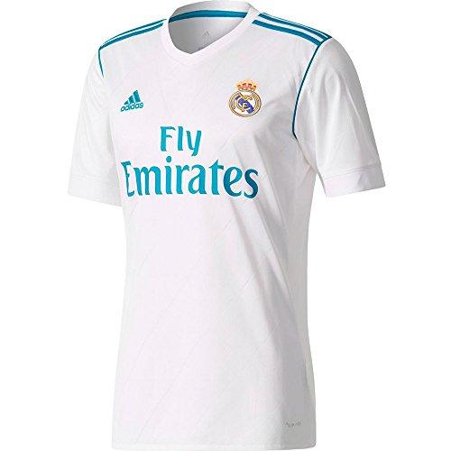 Real Madrid RM17C1P Camiseta Primera Equipación Replica Original Dorsal Sergio  Ramos e2b7d4df1c39c