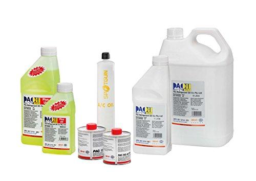 BEHR HELLA SERVICE 8FX 351 213-041 *** PREMIUM LINE *** Kompressor-Öl, ISO 150, Dose 240 ml -