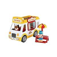 HappyLand Ice Cream Van
