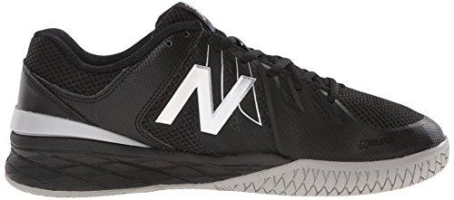 New Balance Men's MC1006V1 Tennis Shoe Black/Silver