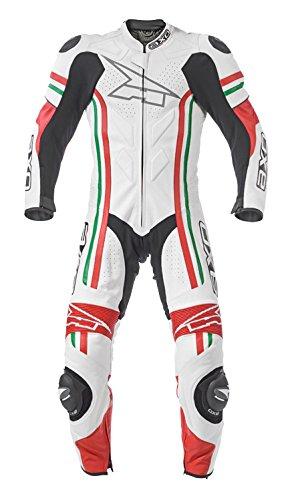 AXO-Tuta-Indy-50-BiancoRossoVerde