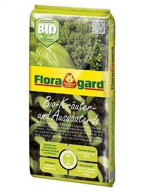 Floragard Bio Kräuter- und Aussaaterde 5 L von Floragard - Du und dein Garten