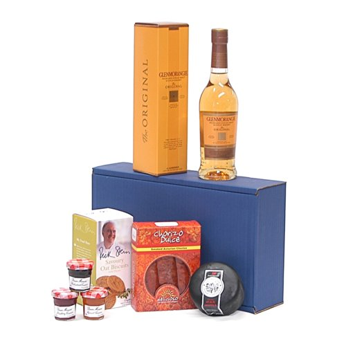 21st Wedding Anniversary Gifts For Her: The Glenmorangie Whisky Ultimate Gents Delights Gift