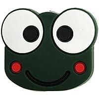 Zchui Tennisschläger Vibrationsdämpfer, mehrere Muster, weich, Cartoon-Design, langlebig, tolles Geschenk für Tennis-Fans