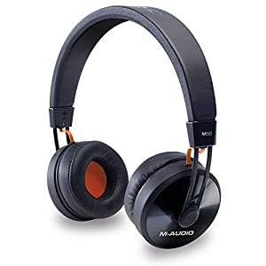 M-Audio Headphones On-Ear Studio Monitoring Headphones