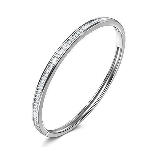 DISSONA Armband Frauen mädchen freundschaftsarmband Armband Silber 925 Damen schmuck modeschmuck Geschenk für Frauen schmuck mädchen Geburtstagsgeschenk Jahrestag Geschenk für Frauen sie - Lehrer Silber Armband