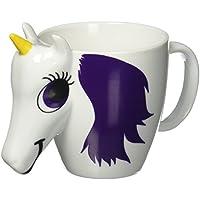 thumbs Up! - Unicorn Mug - Tasse Céramique du changement de couleur en forme d'une licorne  - multicolore - 300ml - 1001556