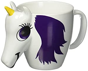 Thumbs Up! Taza Unicornio Cambiante,