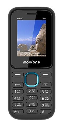 Maxfone Opal O-10 Mobile Phone (Dual Sim_Blue)