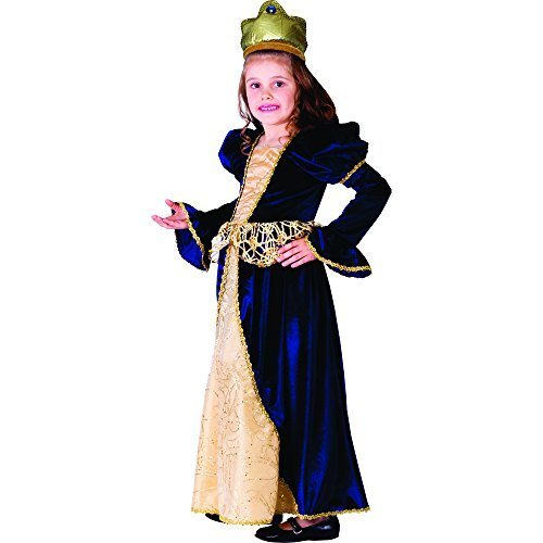 Dress Up America Size 2 Renaissance Princess Costume by Dress Up America