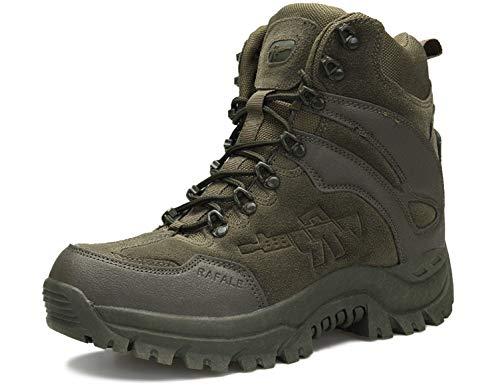 SINOES Zapatillas de Seguridad para Hombre Ligeras, Impermeable Hombre Mujer Zapatillas de Deporte Zapatos...