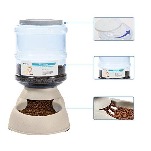 Zoom IMG-2 xiapia dispenser cibo cani alimentatore
