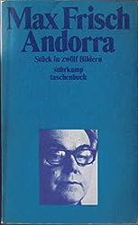 Andorra: Stuck in 12 Bildern (Suhrkamp Taschenbuch ; 277) (German Edition)