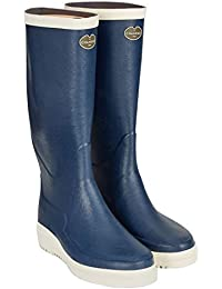 LE CHAMEAU 1927 2116-0546 - Wellington Boot de Caucho Hombre, Color Azul,