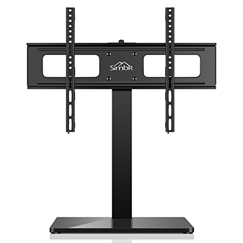 "Soporte TV Estante TV de Pie de Vidrio de 26 ""- 55"" LED"