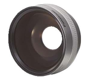 Panasonic Téléobjectif VW-T4314HE-K pour caméscopes Panasonic GS500, SD1, DX1, AG-HMC41, AG-HMC71, AG-HCK10, AG-HMC81