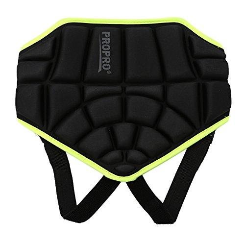 Protection de Fesse Enfants Shorts avec Rembourrage Réglable pour Roller Patinage Ski Planches à Roulette