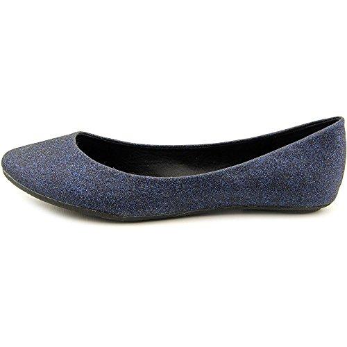 afca4f0db41a Steve Madden PHeaven Synthétique Chaussure Plate Blu Glittr Vente ...