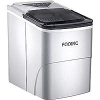 FOOING Machine à glaçonsMachine Glacon Ice Machine prête en 6 Minutes Machine Glacon Kube 2L avec fonction d…