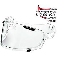 Arai Max-vision Visière de casque de moto–Clair–Chaser-v/Patterson Medical 2/Rebel + Plus