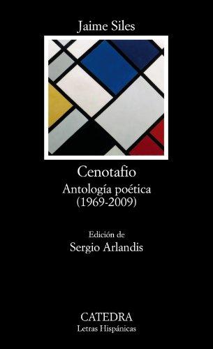 Cenotafio: Antología poética (1969-2009) (Letras Hispánicas) por Jaime Siles
