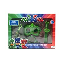 PJ Masks New Adventure Set - Gekko, Multi-Colour, 1801002