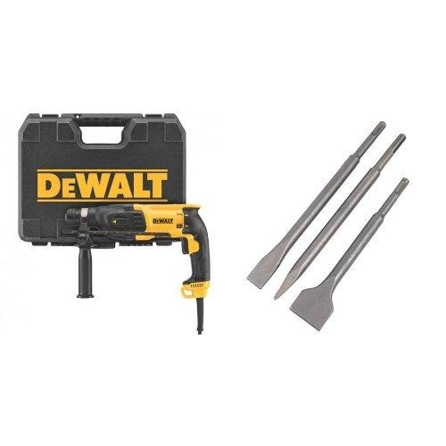 DeWalt D25133K QS   Martillo Ligero Combi 800W 3 Modos