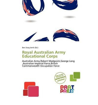 [ [ ROYAL AUSTRALIAN ARMY EDUCATIONAL CORPS BY(STACY JERRIK, BEN )](AUTHOR)[PAPERBACK]