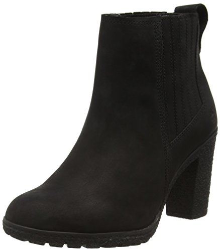 Timberland Glancy Chelsea – botas de caña baja con forro cálido y botines Mujer