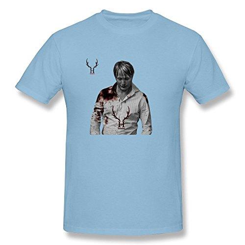 STAYUR Men's Hannibal Mads Mikkelsen T-shirt