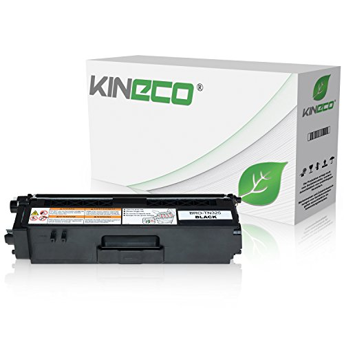 Toner kompatibel zu Brother TN-325 für Brother DCP-9055CDN, DCP-9270, HL-4140, HL-4150, HL-4570, MFC-9460CDW, MFC-9970, MFC-9560 - TN-325BK - Schwarz 4.000 Seiten (Brother Mfc 9970-toner)