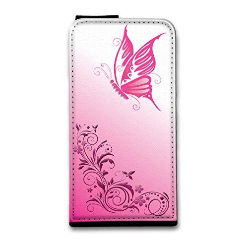 Flip Style Vertikal Handy Tasche Case Schutz Hülle Schale Motiv Foto Etui für Apple iPhone 5 / 5S - Flip V24 Design6 Design 11