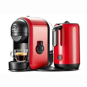 Lavazza 10080937 Macchina Caffè Minù, 1750 Watt, Rosso