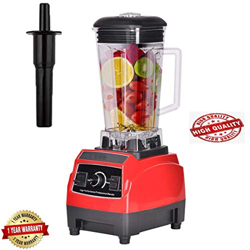 BMS Lifestyle 101HSB-BPA-Free Machine 100% GERMAN Motor Technology Food Heavy Duty Blender 2200W Juicer Mixer Grinder